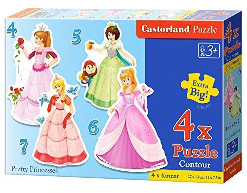 Esempio puzzle per bambini da 3 anni 4x