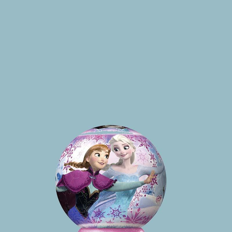 Frozen Puzzle Ball Big