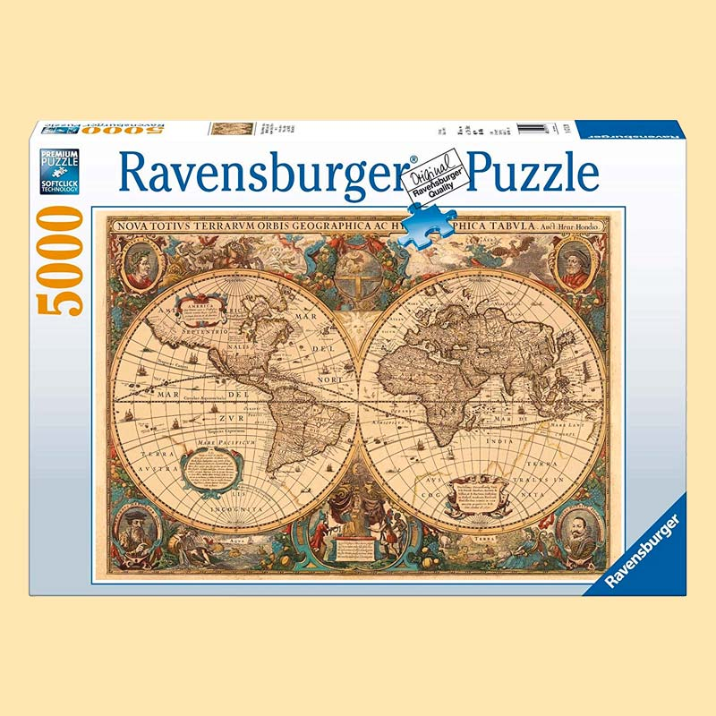 Puzzle 5000 Pezzi