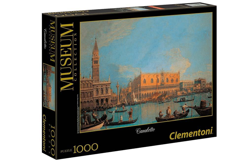 Puzzle Canaletto Recensisci Vinci Novembre