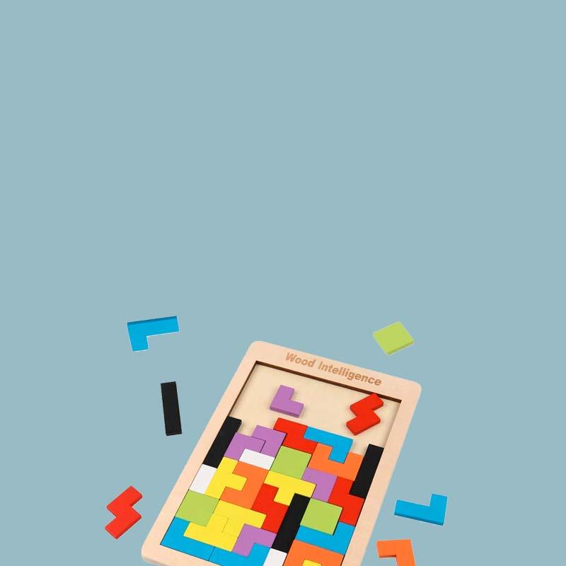 Tangram Puzzle Big