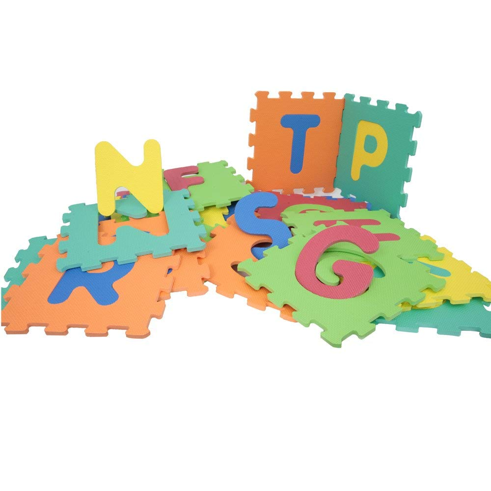 Tappeto Gioco Puzzle Gomma
