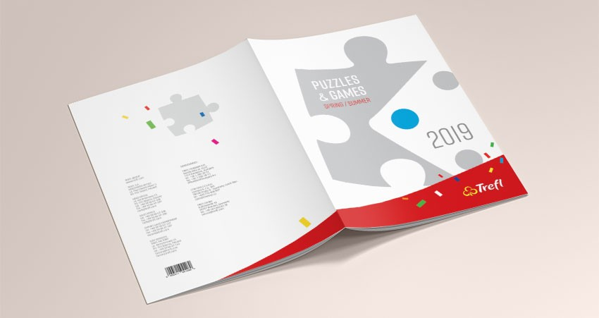 Puzzle Trefl Catalogo 2019
