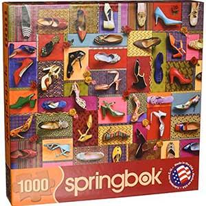 Puzzle Springbok