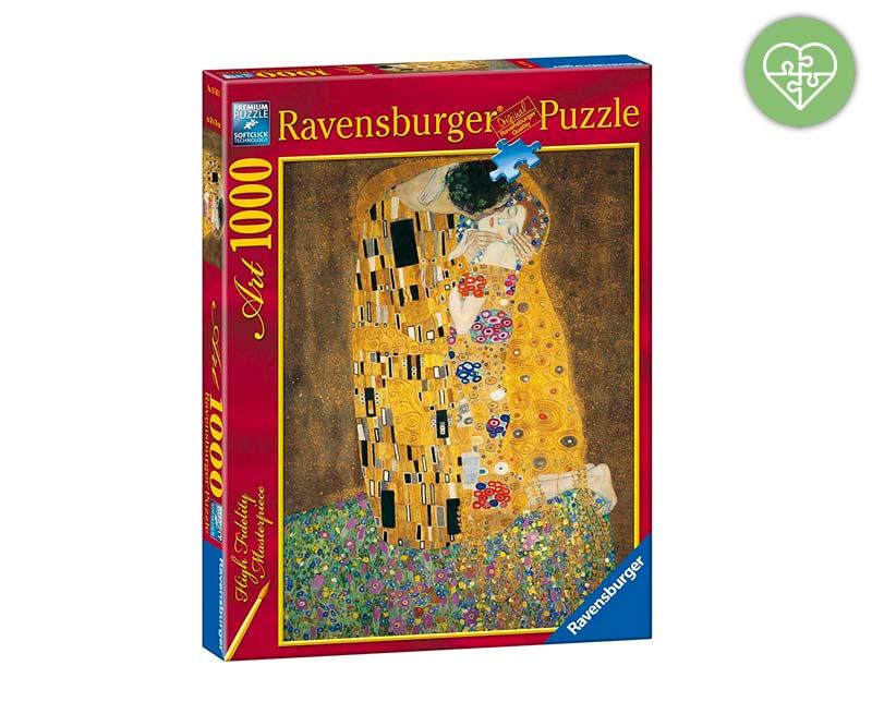 Puzzle Bacio Di Klimt
