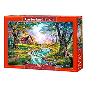 Puzzle Castorland