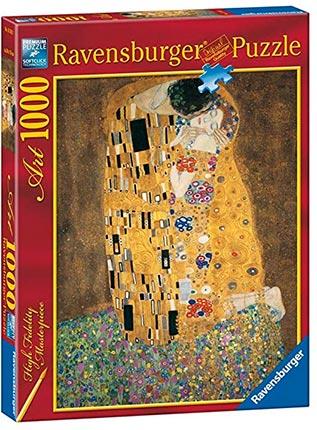 premio puzzle maggio di' la tua e vinci puzzle il bacio di klimt