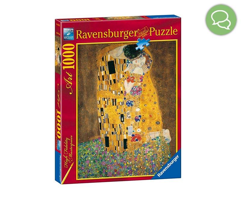 Puzzle Klimt Il Bacio Commenti Maggio