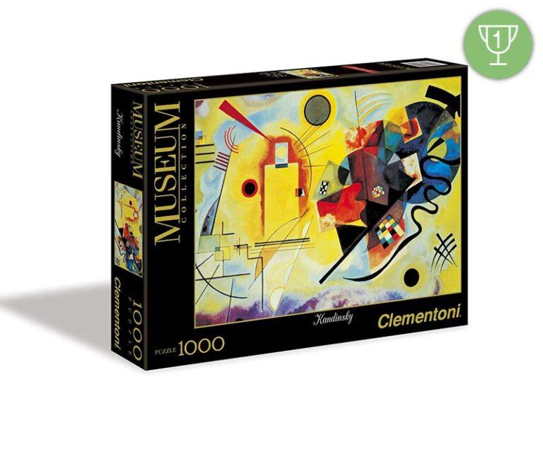 Puzzle Clementoni 1000 Pezzi Kandinsky
