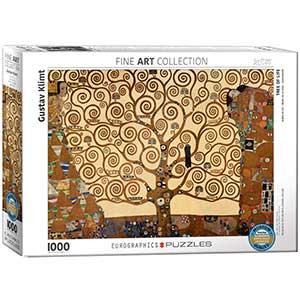 Puzzle Klimt