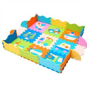 Tappeto Puzzle Epuzzle Da Pavimento