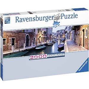 Puzzle Ravensburger Collezione Panorama