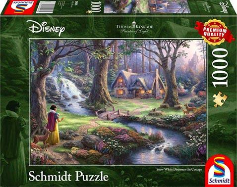 Kinkade Puzzle Schmidt