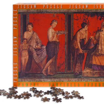 Pompei Puzzle 1500 Pezzi