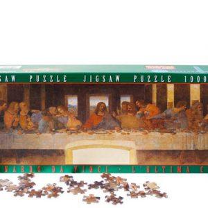 Puzzle Pezzi Ultima Cena Leonardo