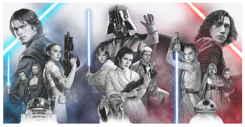 Star Wars Puzzle Saga