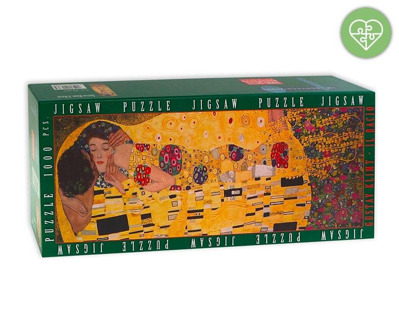 Klimt Il Bacio Puzzle 1000 Pezzi
