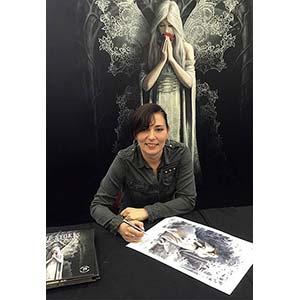 Puzzle Fantasy Anne Stokes