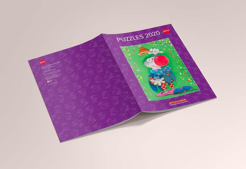 Catalogo Puzzle Heye 2020 Tutte Le Novita