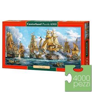 Puzzle 4000 pezzi