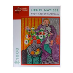 Matisse Purple Robe Fronte Scatola Pezzi 1000