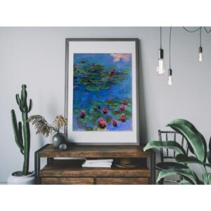 Monet Water Liles Quadro Arte 1000 Pezzzi