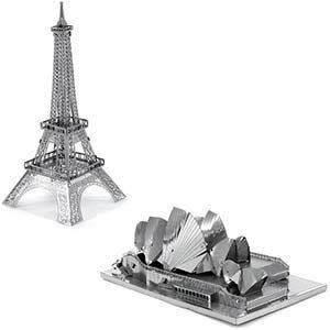 Puzzle In Metallo