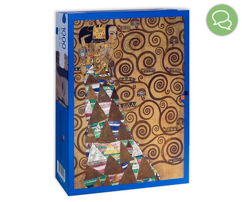 Puzzle Klimt Attesa Lista Commenti Luglio Concorso