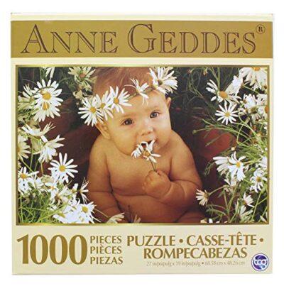 Anne Geddes Puzzle Da 1000 Pezzi Motivo Margherite 0