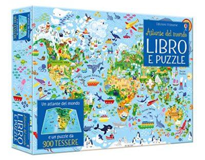Atlante Del Mondo Libro E Puzzle Ediz A Colori Con Puzzlecopertina Flessibile Illustrato 9 Ottobre 2018 0