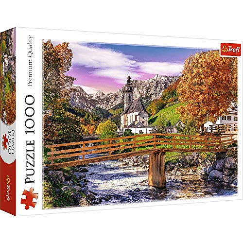 Brandsseller Puzzle Bavaria Autunno 1000 Pezzi 0