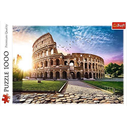 Brandsseller Puzzle Colosseum Roma Italia 1000 Pezzi 0 0