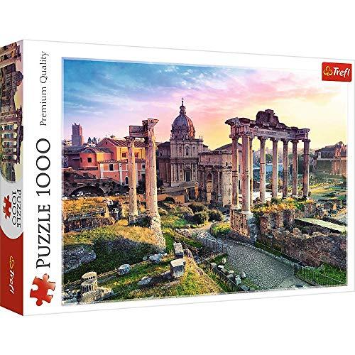 Brandsseller Puzzle Forum Romano Romano Italia 1000 Pezzi 0