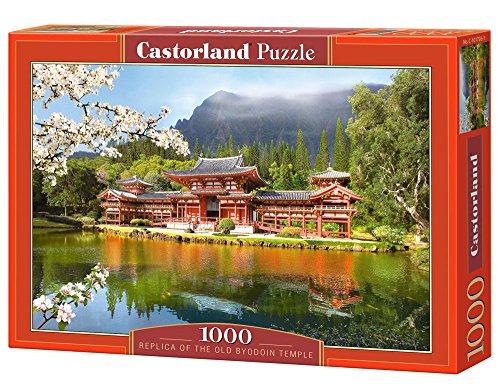 Castor 101726 Tempio Byodoin In Uji Kyoto Giappone Puzzle 1000 Pezzi 0