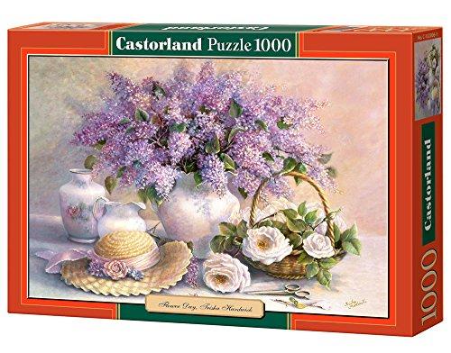 Castor 102006 Hardwick Serenella E Rose Puzzle 1000 Pezzi 0