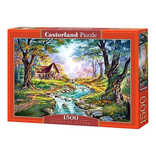 Castorland Puzzle Colori Di Autunno Multicolore C 151547 2 0