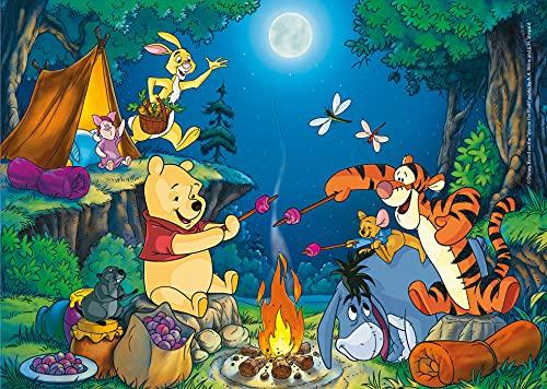 Clementoni 07618 Puzzle Winnie The Pooh 2 X 20 2 X 60 Pezzi 0 0