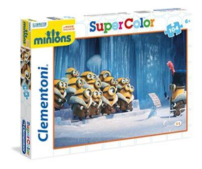 Clementoni 27927 Minions Puzzle 104 Pezzi 0