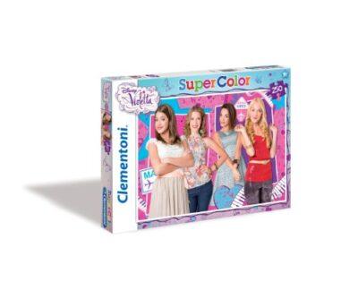 Clementoni 29696 Violetta Puzzle 250 Pezzi 0