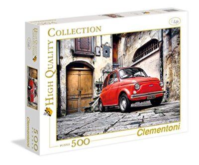 Clementoni 30575 500 Puzzle High Quality Collection 500 Pezzi 0