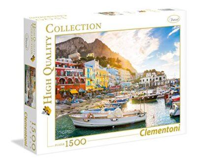 Clementoni Capri High Quality Collection Puzzle 1500 Pezzi 31678 0