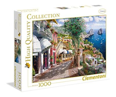 Clementoni Capri Puzzle 100 Pezzi Multicolore 1000 39257 0
