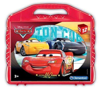 Clementoni Cars 3 Puzzle Cubi 12 Pezzi 41185 0