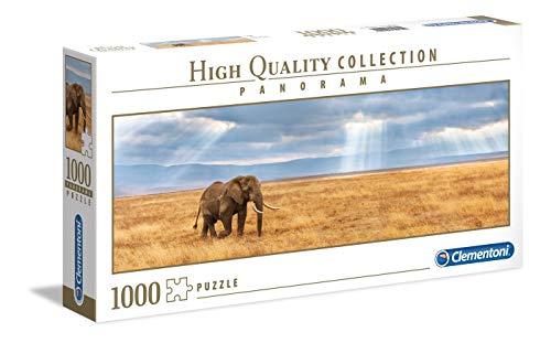 Clementoni Collection Puzzle Panorama Lost 1000 Pezzi Multicolore 39484 0