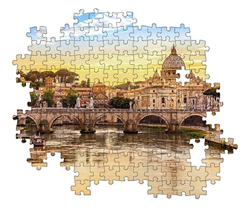 Clementoni Collection Rome Puzzle 1puzzle Adulti 500 Pezzi Made In Italy Multicolore 31819 0 1