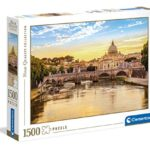 Clementoni Collection Rome Puzzle 1puzzle Adulti 500 Pezzi Made In Italy Multicolore 31819 0