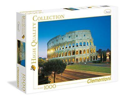 Clementoni Colosseo Puzzle 100 Pezzi Multicolore 1000 30768 0