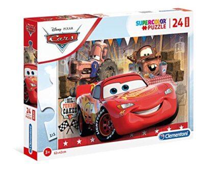 Clementoni Disney Pixar Car Puzzle 24 Maxi Pezzi Multicolore 24203 0
