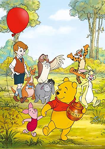 Clementoni Disney Winnie The Pooh Puzzle Da 2 X 20 Pezzi Multicolore 24772 0 0