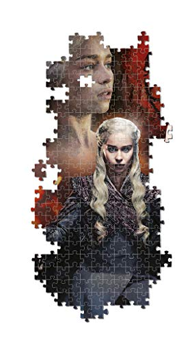 Clementoni Game Of Thrones 250 Pezzi Puzzle Adulti Made In Italy Multicolore 29057 0 1